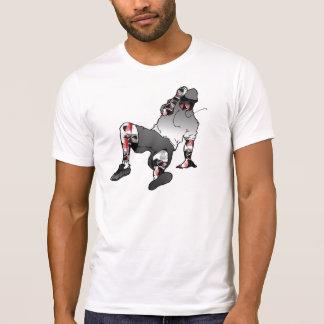 Postura de Bboy Camiseta