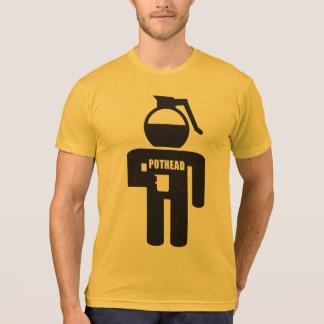 Pothead Camisetas