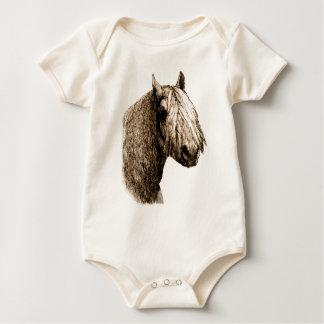 Potro de Shetland Body Para Bebé