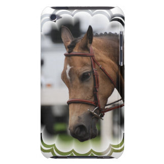 Potro lindo iPod Case-Mate fundas
