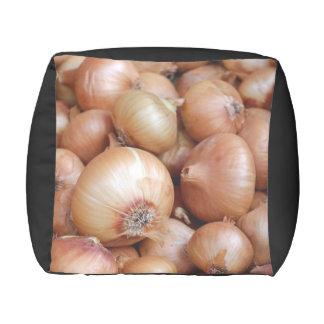 Pouf De Exterior Cebollas de Brown