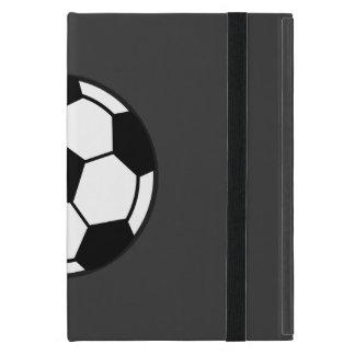 Powiscase del fútbol iPad mini carcasa