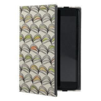Powiscase - modelo gráfico abstracto iPad mini protectores