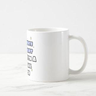 Práctica en el sueño de la noche… con un taza