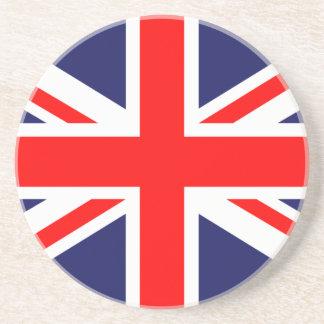 Práctico de costa BRITÁNICO Posavasos Personalizados