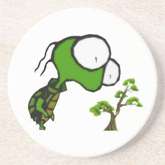 Práctico de costa de la tortuga de los bonsais portavasos