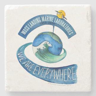Práctico de costa (piedra de mármol): Estamos por Posavasos De Piedra