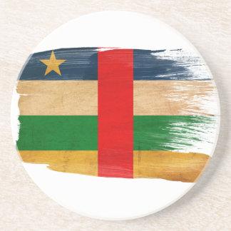 Prácticos de costa de la bandera de la República C Posavasos Para Bebidas