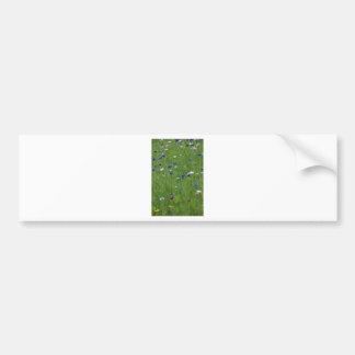 prado de la flor pegatina para coche
