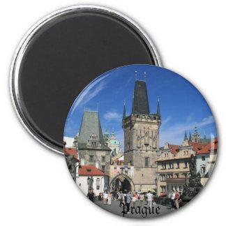 Praga Imán Para Frigorifico