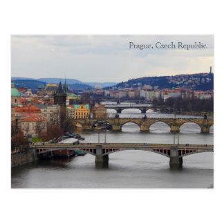 Praga, República Checa Postal