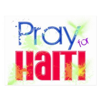 PRAY4HAITI POSTAL