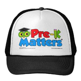 Pre-K importa gorra