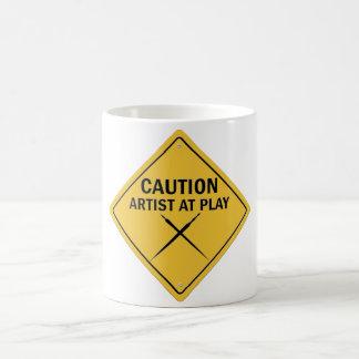 Precaución Taza Mágica