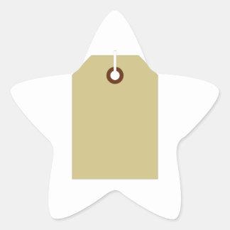 Precio Calcomanía Forma De Estrella