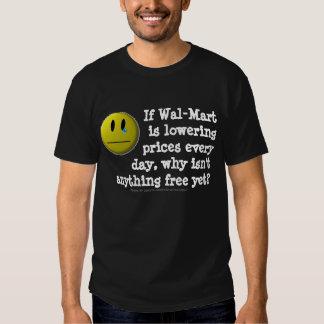 Precios bajos camiseta