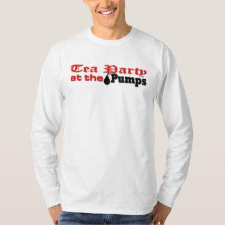Precios de la gasolina camisetas