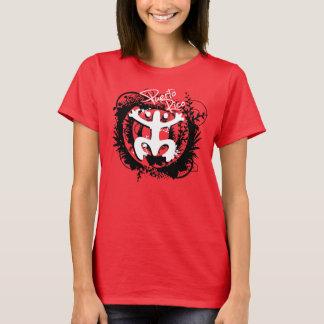 Precioso diseño del coqui taino. camiseta