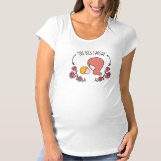 Precioso la mejor camisa de la maternidad del día