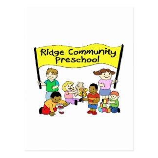 Preescolar de la comunidad de Ridge Postal