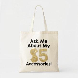 Pregúnteme acerca de la mi bolsa de asas de $5