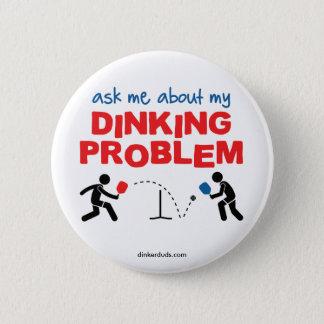 Pregúnteme acerca de mi botón de Pickleball del