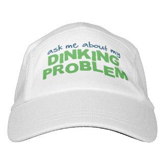 """""""Pregúnteme acerca gorra de Pickleball de mi Gorra De Alto Rendimiento"""