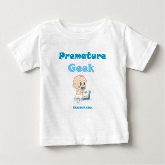 Premature Geek Camiseta