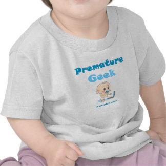 Premature Geek T-shirt