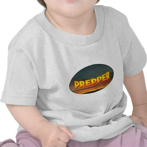 Prepper Tshirt