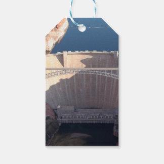 Presa y puente, Arizona de Glen Canyon Etiquetas Para Regalos