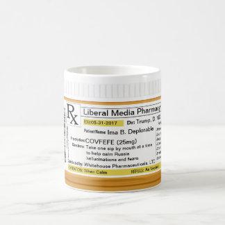 Prescripción RX de la taza de Covfefe