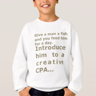 Preséntele a CPA creativo Sudadera