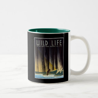 Preserve toda la taza de la vida