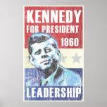 Presidencial histórico de John F. Kennedy Impresiones