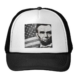 Presidente Abraham Lincoln Gorros Bordados