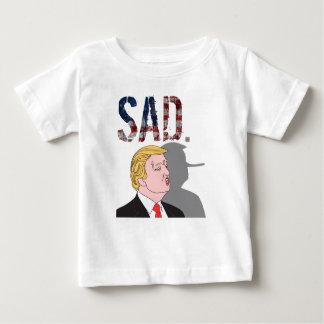 Presidente anti triste sarcástico divertido Donald Camiseta De Bebé