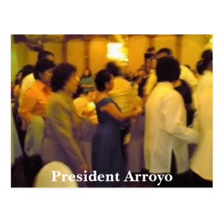 Presidente Arroyo Postal