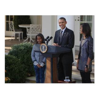 Presidente Barack Obama pardons Postal