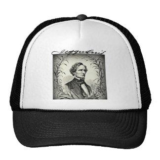 Presidente confederado Jefferson Davis Gorras
