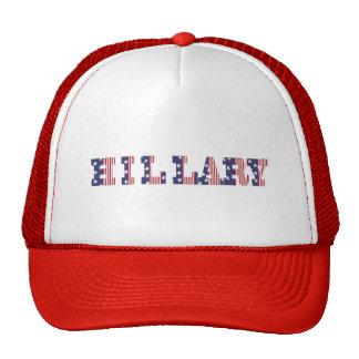 Presidente de la mujer de Hillary Clinton2016 Gorras De Camionero