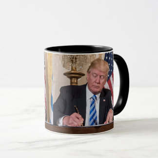 Presidente Donald Trump Taza