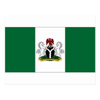 Presidente Flag de Nigeria Postal