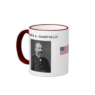 Presidente Garfield Mug