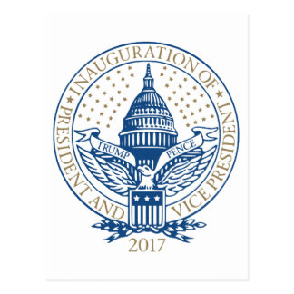 Presidente Inaugural Logo Inauguration de los Postal