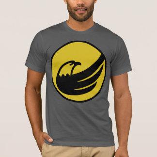 Presidente libertario de Eagle Johnson de la Camiseta
