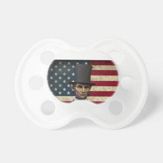 presidente Lincoln Chupetes Para Bebés
