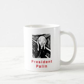 Presidente Palin Taza De Café
