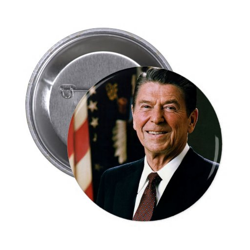 Presidente Reagan Pins