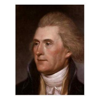 Presidente Thomas Jefferson Postal